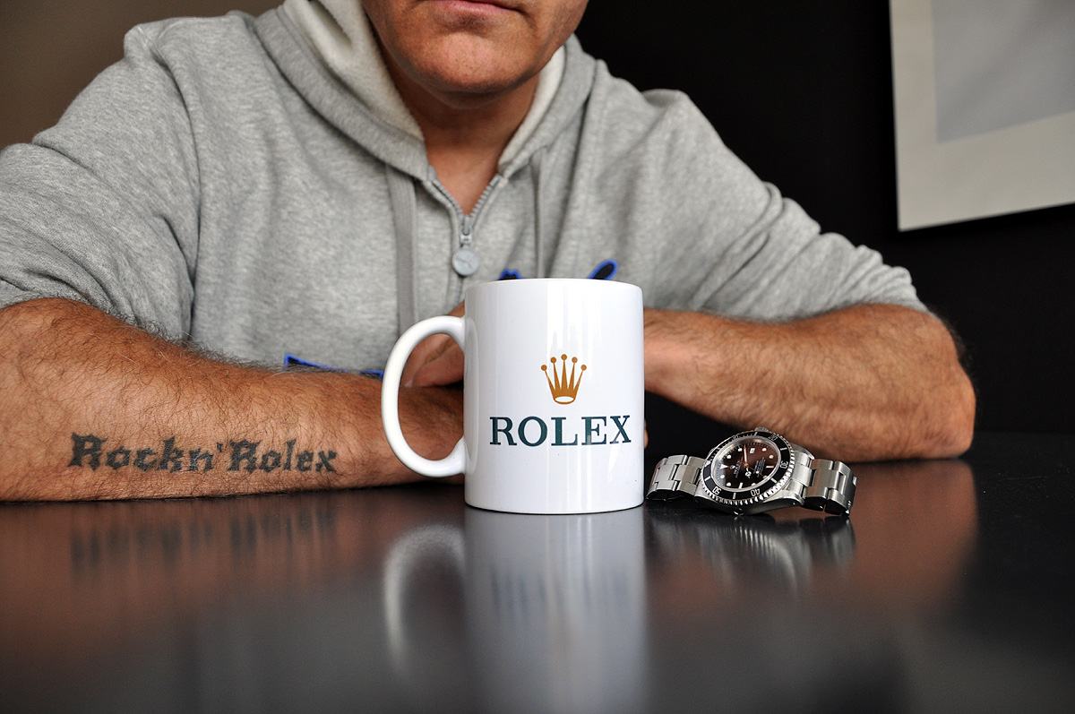 Nice Rolex