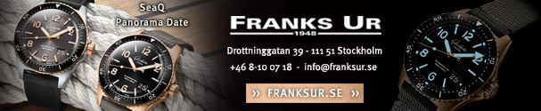 Franks Ur Glashütte Original AD