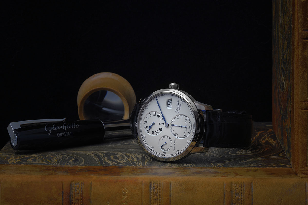 Glashutte Original Chronometer Regulator, Review Glashutte Original Chronometer Regulator