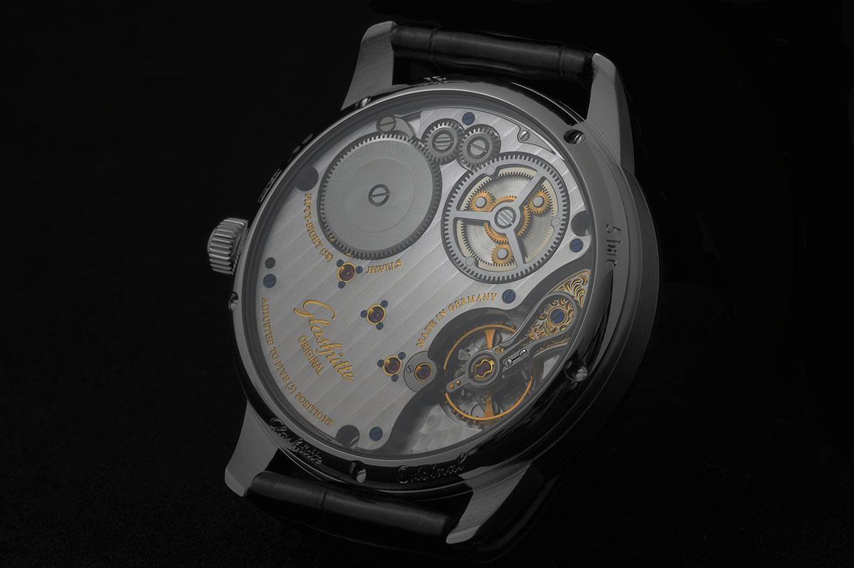 Glashutte Original Chronometer Regulator, Review Glashutte Original Chronometer Regulator